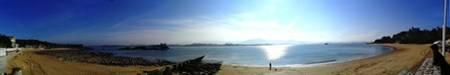 playa-de-la-magdalena-santander-cantabria beach