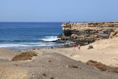 playa-de-la-pared-la-pared beach