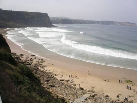 playa-de-los-locos-suances-cantabria beach