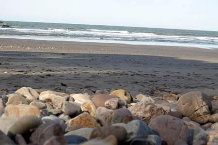 playa-de-munielles-la-roza-asturias beach