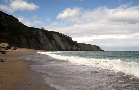 playa-de-serin-gijon beach