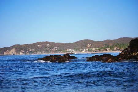 playa-del-amor-el-radar-oaxaca beach