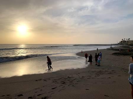 playa-del-duque-santa-cruz-de-tenerife beach