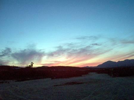 playa-el-tule-residencial-los-tules-baja-california-sur beach