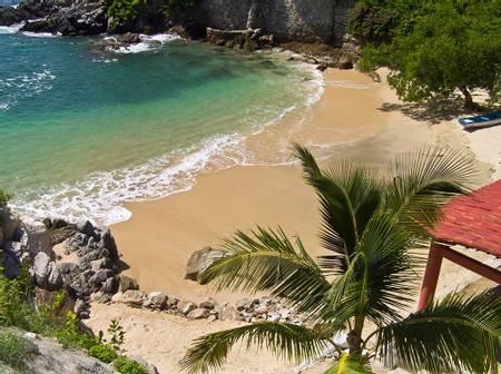 playa-estacahuite-estacahuite-oaxaca beach
