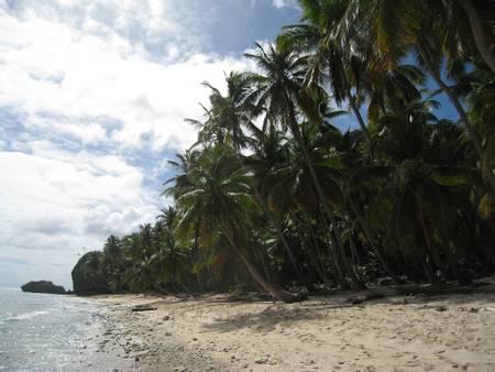 playa-fronton-las-galeras-samana-province beach