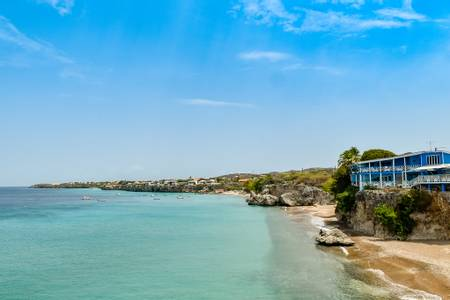 playa-grandi-sabana-westpunt-curacao beach