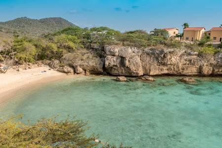 playa-lagun-lagun-curacao beach