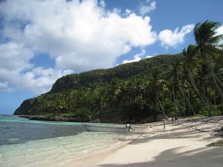 playa-madama-las-galeras-samana-province beach