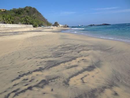 playa-mazunte-mazunte-oaxaca beach
