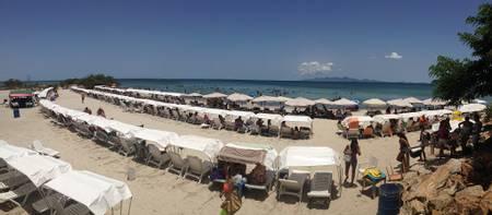 playa-paraiso-tubores-nueva-esparta beach