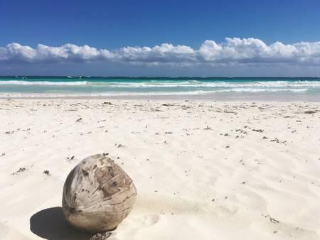 playa-paraiso-tulum-quintana-roo beach