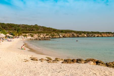 playa-porto-marie-sint-willibrordus-curacao beach