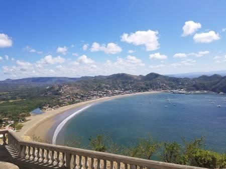 playa-san-juan-america-rivas beach