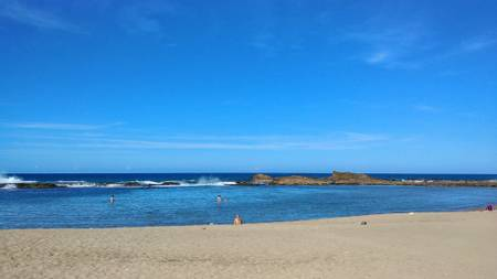 playa-sardinera-carrizales-hatillo beach