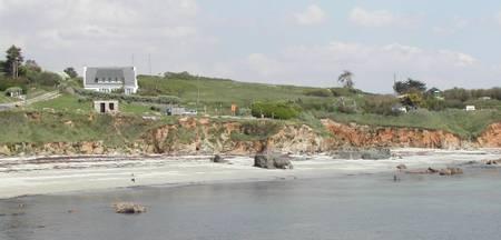 plage-de-trenez-moelan-sur-mer-brittany beach