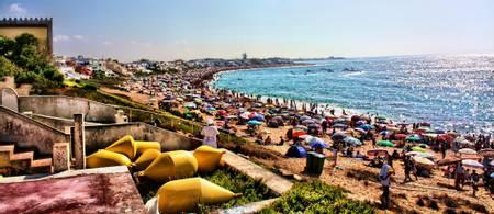 plage-de-bouznika-bouznika beach