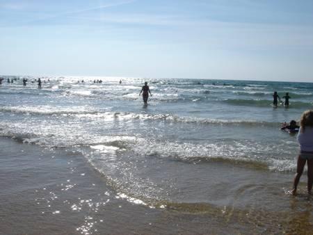 plage-de-donnant-sauzon-brittany beach