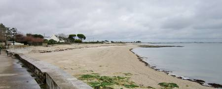 plage-de-kerguelen-larmor-plage-brittany beach