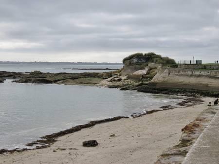 plage-de-kerpape-ploemeur-brittany beach