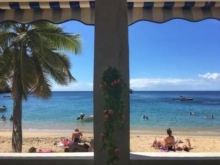 plage-de-l'anse-dufour-les-anses-d'arlet-le-marin beach