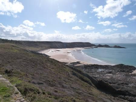 plage-de-lourtuais-erquy-brittany beach