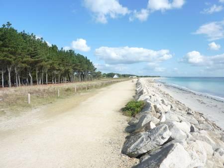plage-de-mousterlin-fouesnant-brittany beach