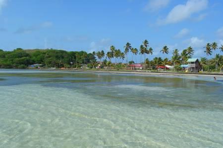 plage-de-pointe-faula-le-vauclin-le-marin beach