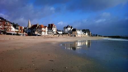 plage-de-port-maria-larmor-plage-brittany beach