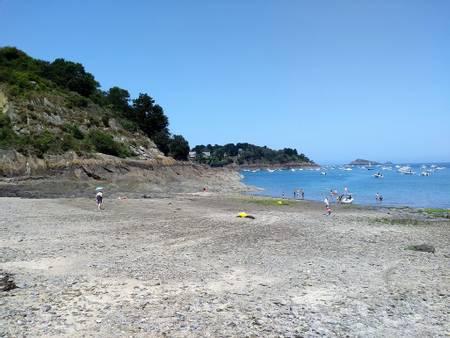 plage-de-port-briac-cancale-brittany beach