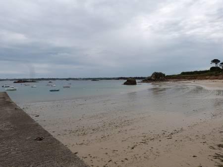 plage-de-pors-hir-plougrescant beach