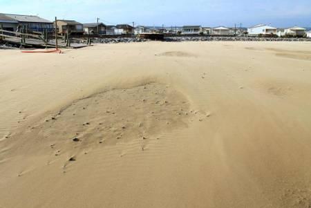 plage-des-chalets-gruissan-occitanie beach