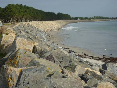 plage-du-grand-large-fouesnant-brittany beach