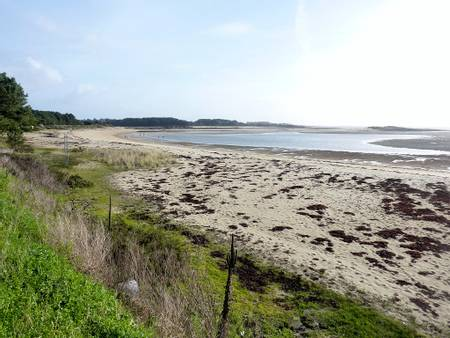plage-du-men-du-la-trinite-sur-mer-brittany beach