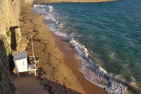 plage-du-mole-saint-malo beach