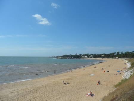 plage-du-platin-saint-palais-sur-mer-nouvelle-aquitaine beach