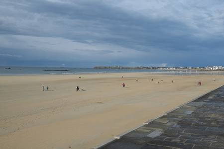 plage-du-sillon-saint-malo beach