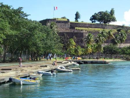 plage-la-francaise-fort-de-france-fort-de-france beach