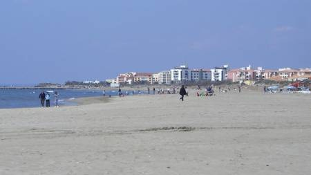 plage-richelieu-agde-occitanie beach