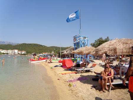 planjka-novalja beach