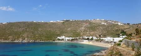 psarou-beach-mykonos beach