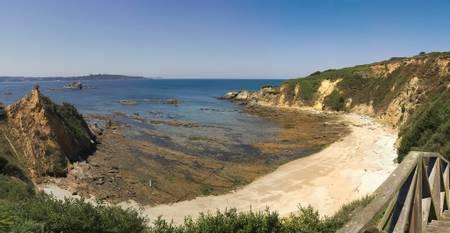 praia-da-barrosa-ares-galicia beach