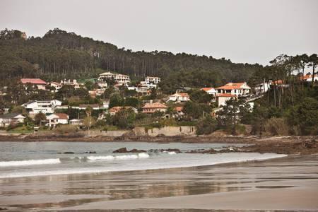 praia-da-madorra-nigran-galicia beach