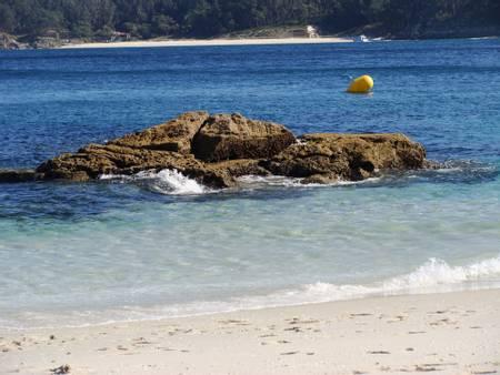 praia-da-nosa-senora-nigran-galicia beach