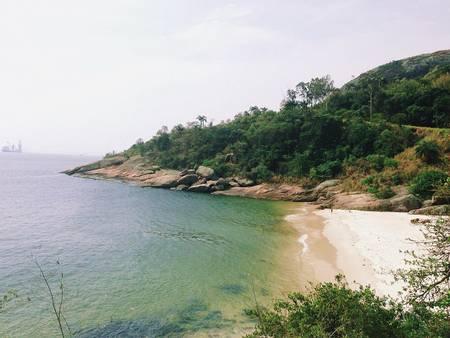 praia-de-adao-e-eva-niteroi-state-of-rio-de-janeiro beach