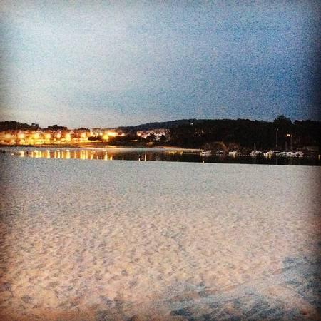 praia-de-baltar-sanxenxo-galicia beach