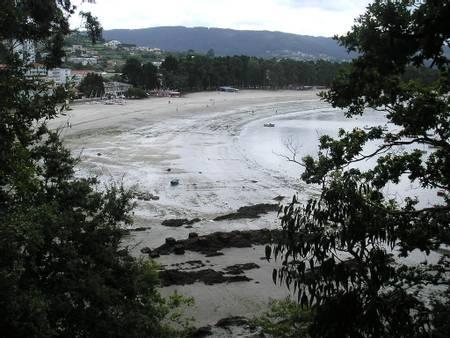praia-de-cabana-gandario-galicia beach
