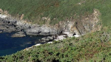 praia-de-fedorento-a-guarda-galicia beach