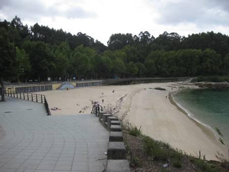 praia-de-portocelo-marin-galicia beach