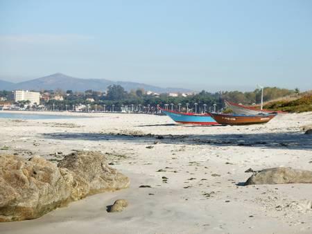 praia-de-samil-vigo-galicia beach